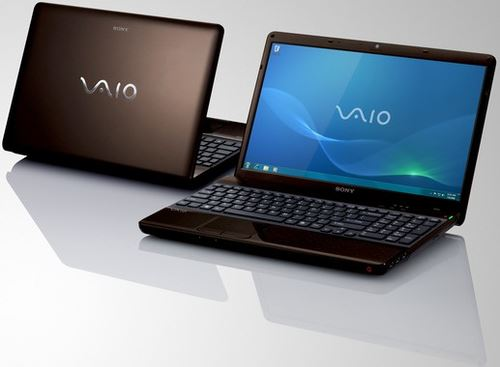 Sony Vaio Vpceb3L0E 15.6 inch Gaming Laptop Intel Core i3 4 GB RAM 320 GB HDD