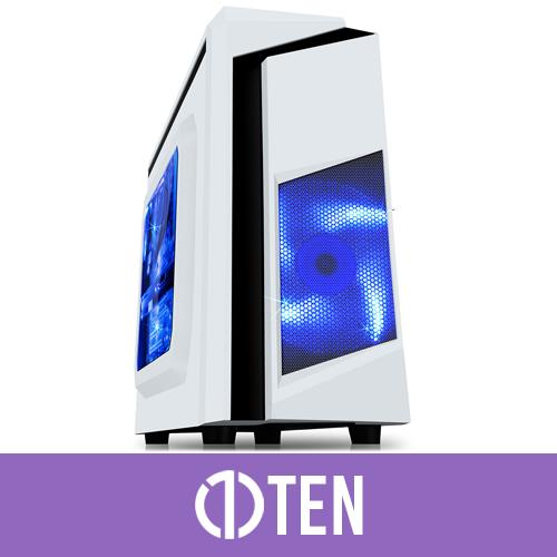 10-Bit F3 Gaming Desktop Intel Core i5 8 GB RAM 256 GB SSD