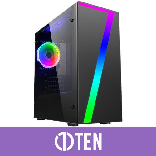 CiT 7 Gaming PC i5 8 GB RAM 256 GB SSD NVIDIA GT710