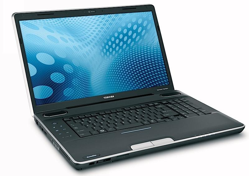 Toshiba Satellite A505 15.9 inch Laptop Intel Core 2 Duo 4 GB RAM 500 GB HDD