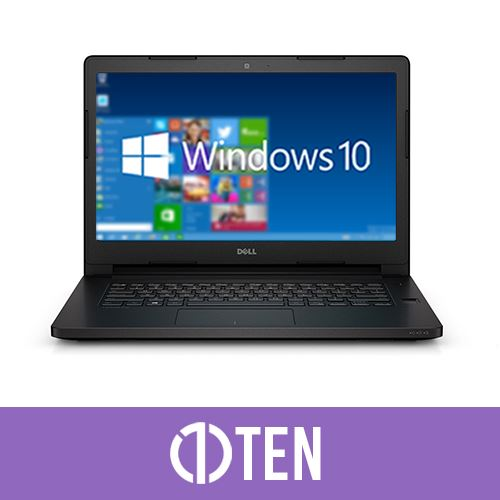 Dell Latitude 3470 14.1 inch Laptop Intel Core i5 4 GB RAM 500 GB HDD