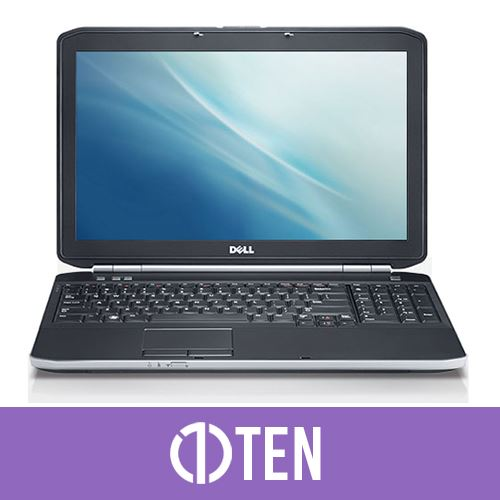Dell Latitude E5520 15.6 inch Laptop Intel Core i3 4 GB RAM 320 GB HDD