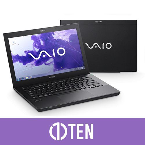 Sony Vaio Svs1311Q9Eb 13.3 inch Gaming Laptop Intel Core i5 12 GB RAM 180 GB SSD