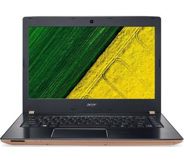 Acer Aspire E5-475-35Ls 14.1 inch Laptop Intel Core i3 8 GB RAM 1 TB HDD