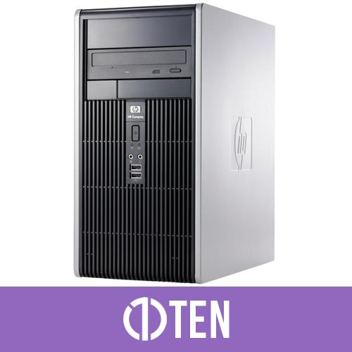 Hp Compaq Dc5700 Microtower Intel Core 2 Duo 4 GB RAM 80 GB HDD