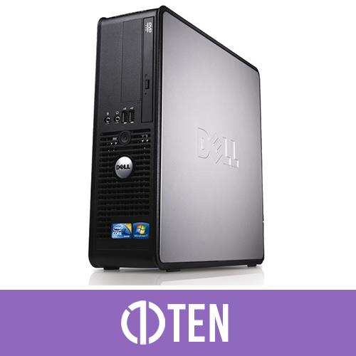 Dell Optiplex 755 Desktop Intel Pentium 4 GB RAM 80 GB HDD