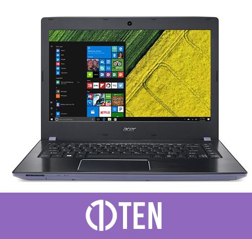 Acer Aspire E5-475-30N4 14.1 inch Laptop Intel Core i3 8 GB RAM 1 TB HDD