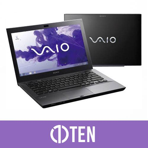 Sony Vaio Vpcsb1V9E 13.3 inch Gaming Laptop Intel Core i5 8 GB RAM 500 GB HDD