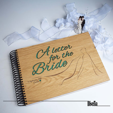 A letter for the bride