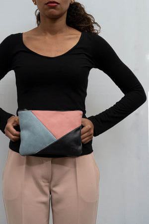 Tinsae Patch Belt Bag - Sabegn