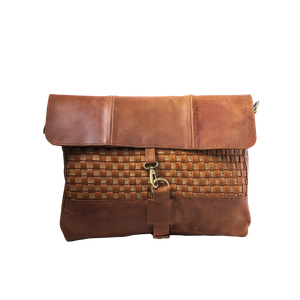 Dagim Shemena Horizontal Side bag - Sabegn