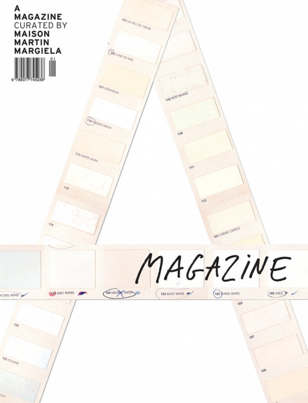 A Magazine curated by MMM