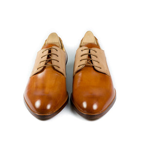Leather_Shoes_Handmade_in_Portugal_Lisbon_Shopping_Sapataria_do_Carmo_Derby_Plain_Two_Tone