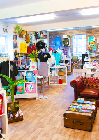 The 2nd Floor Chester Independent Retail Shop