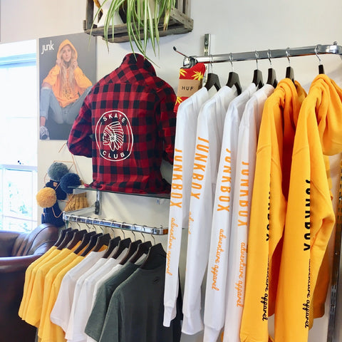 Junkbox Apparel at The 2nd Floor Chester