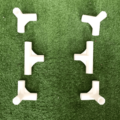 Canopy Connector Set - Medium Covers Vegepod NZ