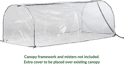 Large Hothouse Cover (PVC Cover Only)