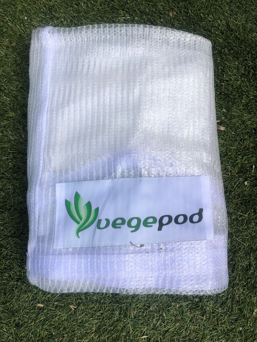 Replacement Mesh only Cover - Large (does not include poles, connectors and misters) Covers Vegepod