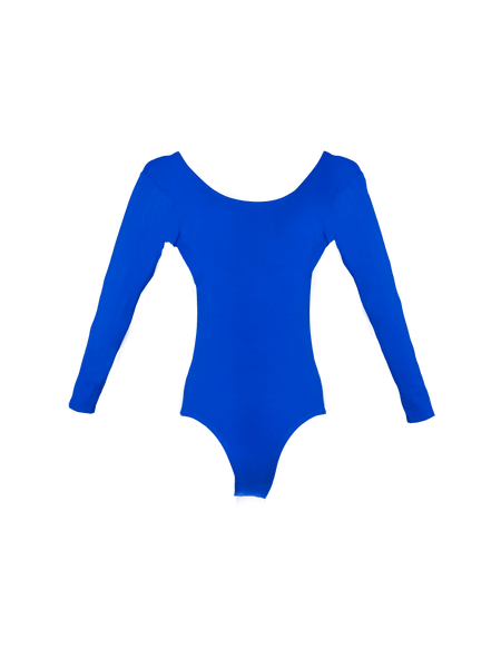 Maya - Long Sleeve Leotard