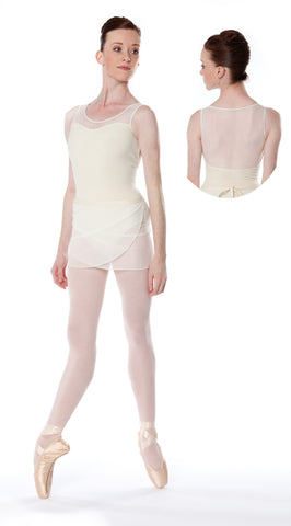 Intermezzo Sleeveless Leotard Bodyplum