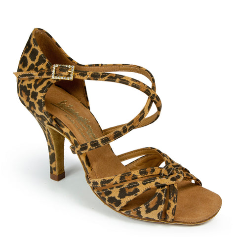 International Dance Shoes - Mia - Leopard