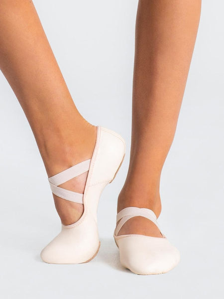 Capezio Hanami Leather Ballet Shoe