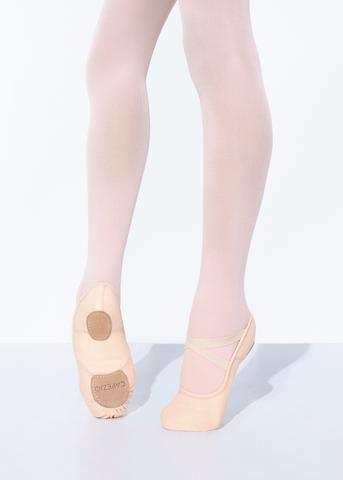 Capezio Hanami Canvas Ballet Shoe