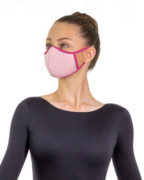 Ballet Rosa Over-the-Ear Reversible Face Mask