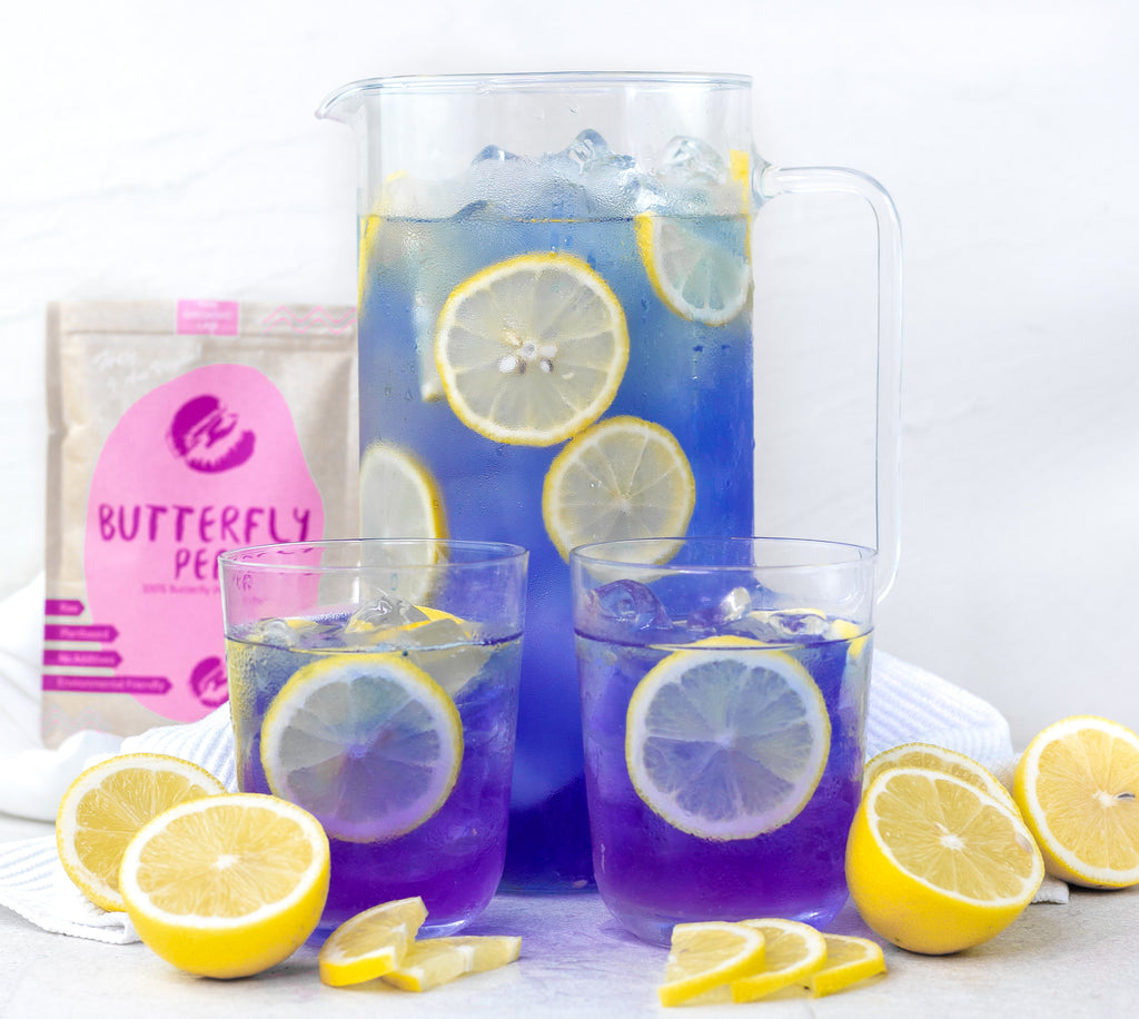 Butterfly Pea Detox Water
