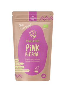 Organic Pink Pitaya 70g - The Organic LAB - SUPERFOODS