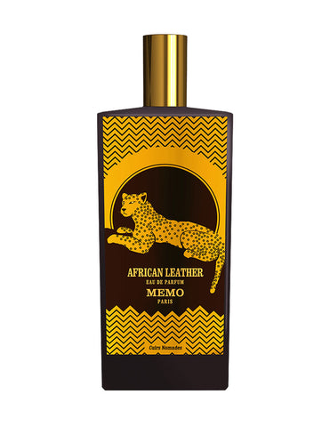 African Leather - Perfume Library