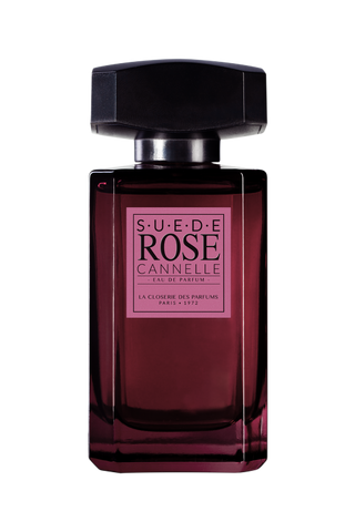 Rose Suede Cannelle - Perfume Library