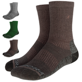 Merino Wool Hiking Socks (Brown) (1 pair)