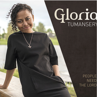 CD: Gloria Tumansery: People need the lord.