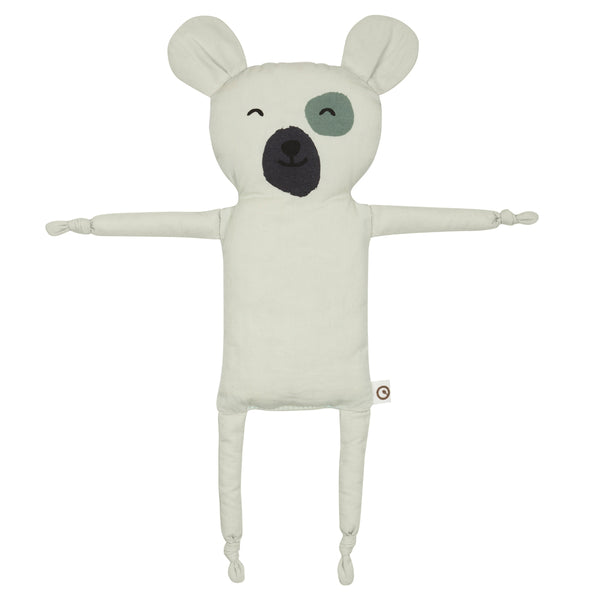Nusseklud Bamse, Dusty Green