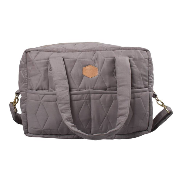 Mommybag Soft Quilt, Grey