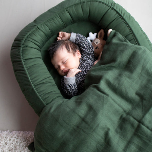 Babynest, Dark Green