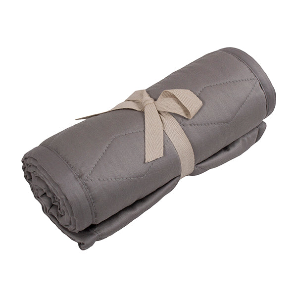 Sengerand, Soft Quilt Dark Grey