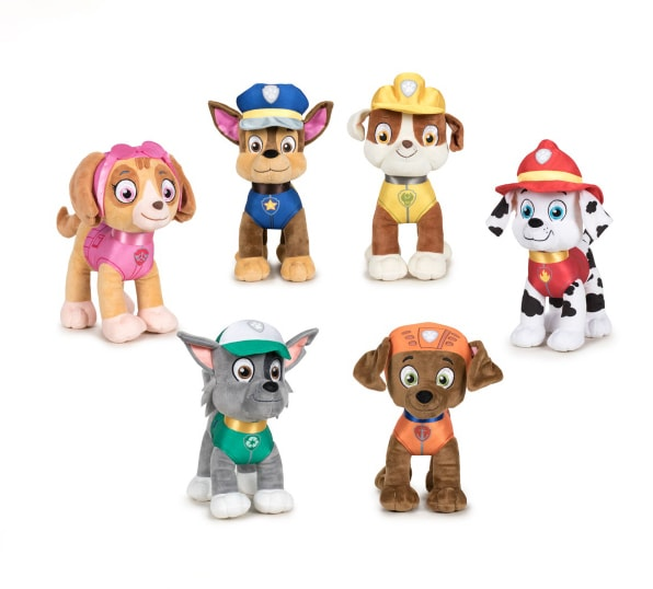 PAW PATROL CLASSIC REFRESH S100 19cm - Rubble