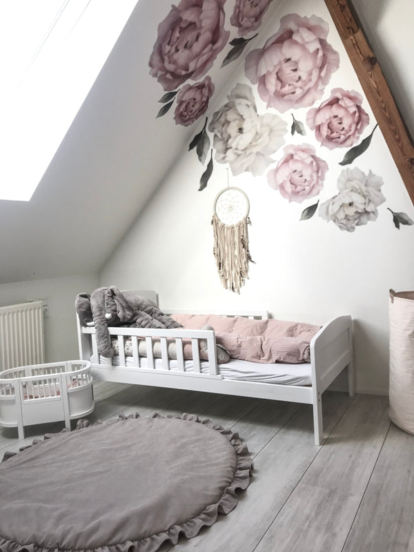 Blomster Wallsticker