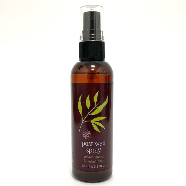 Outback Organics Post Wax Spray 100ml