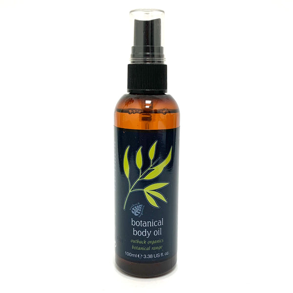 Outback Organics Botanical Oil 100ml