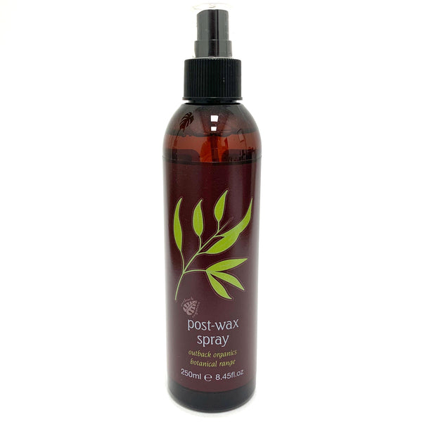 Outback Organics Post Wax Spray 250ml