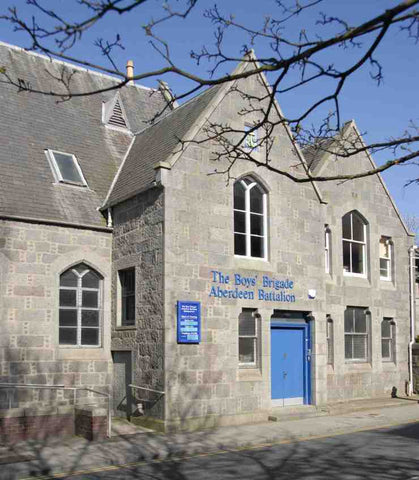 The Boys Brigade hall