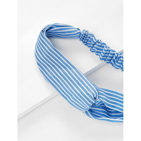 Striped Twist Headband