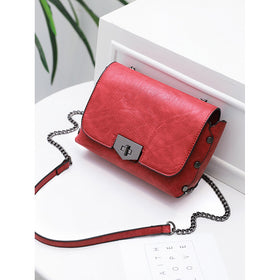 Twist Lock Chain Bag