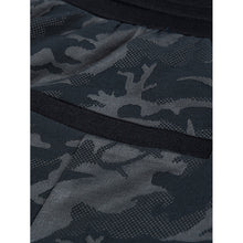 Men Camo Drawstring Shorts