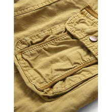 Men Front Pocket Cargo Shorts
