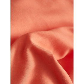 Solid Ruffle Hem Sheet Set
