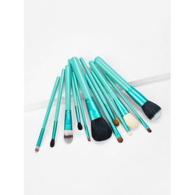 Professional Makeup Brush 12Pcs With Storage
